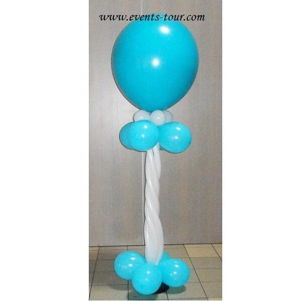Prestation de service mariage pas de calais colonne de ballons