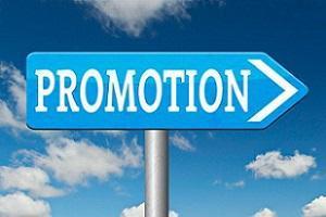Promotion et fin de serie