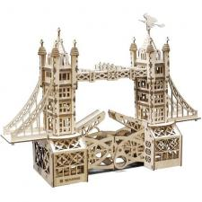 Puzzle 3D en bois Mr. Playwood Tower Bridge (x1) REF/PWTO