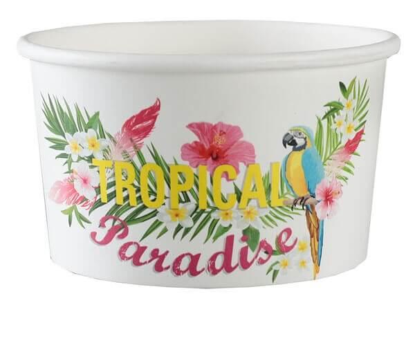 Ramequin aperitif tropical