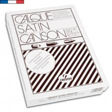 Feuille calque satin Canson A4 / 110g (x500) REF/200017110