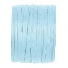 Bobine de raphia bleu ciel (x1) REF/2637