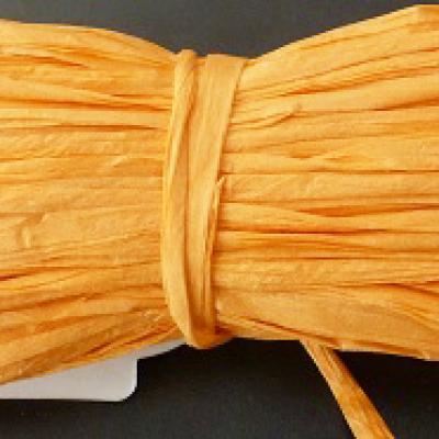 Raphia orange 0.5cm x 30m (x1) REF/VR01/065