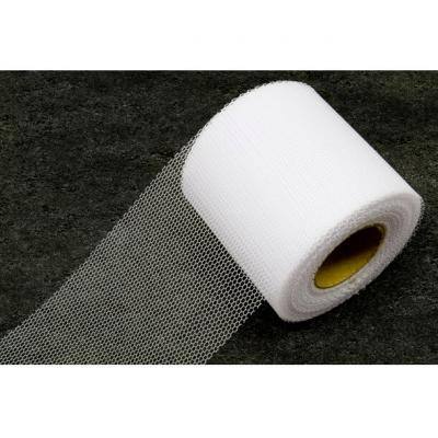 Ruban tulle blanc 8cm x 20m (x1) REF/RL290