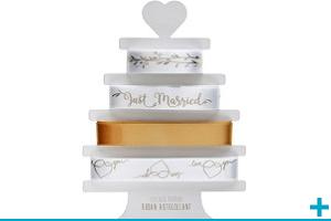 Ruban decoratif mariage