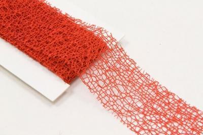 Ruban fantaisie rouge (x1) REF/RU357