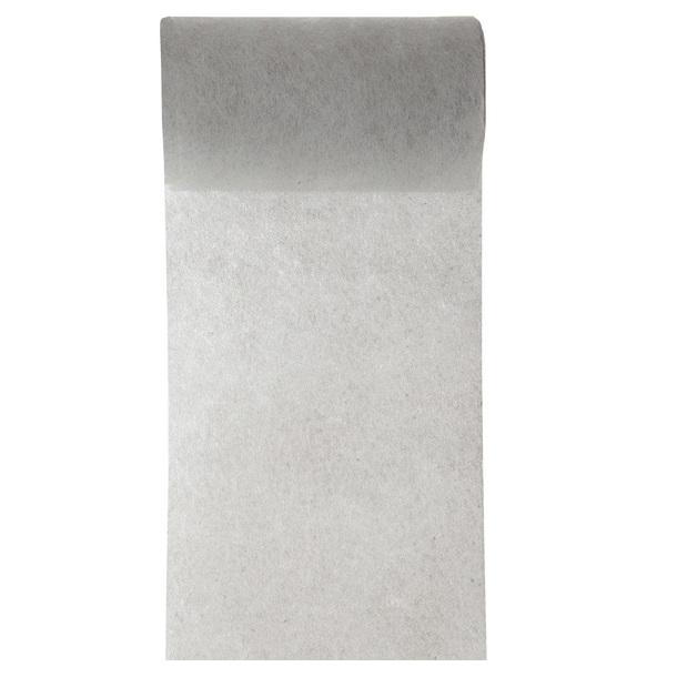 Ruban in tisse gris 1
