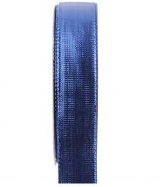 Ruban métallique 9mm bleu (x25m) REF/2543