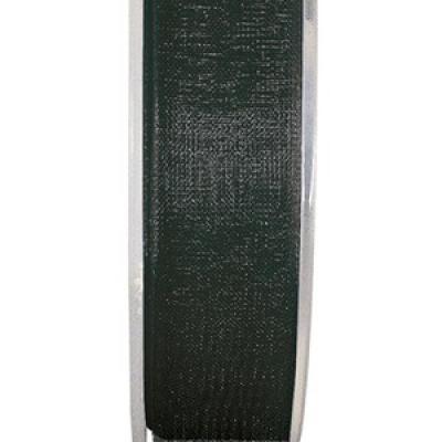 Ruban organdi 3mm noir (x1) REF/2558