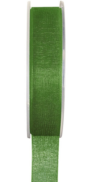 Ruban organdi vert 3mm 1