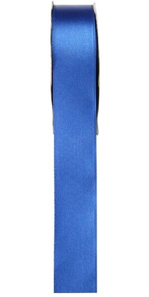 Ruban satin 3mm bleu