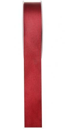 Ruban satin, 3mm: Bordeaux (x1) REF/2719
