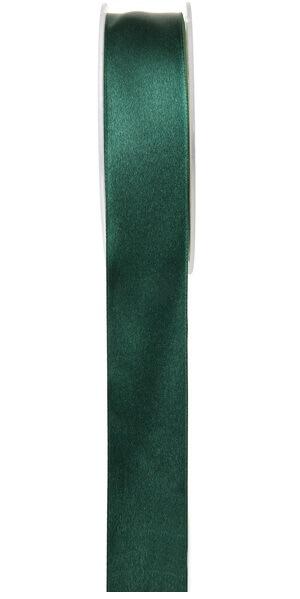 Ruban satin 3mm vert fonce