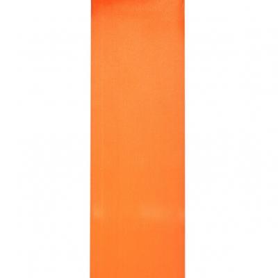 Ruban satin 70mm: Orange (x5m) REF/70291