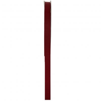 Ruban gros grain bordeaux, 6mm (x20m) REF/4131