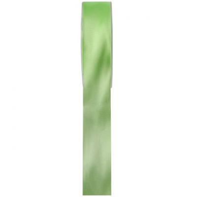 Ruban satin vert 6mm x 25m (x1) REF/70080
