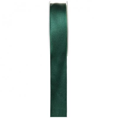 Ruban satin vert sapin 6mm x 25m (x1) REF/2719