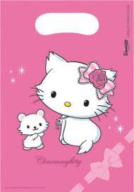 Sac à bonbon Charmy Kitty (x6)
