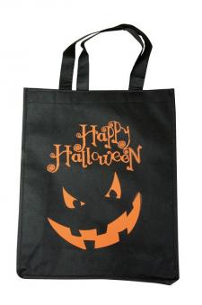 Sac Halloween noir (x1) REF/46070