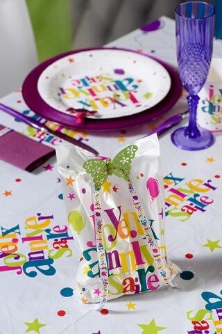 Sac joyeux anniversaire 2