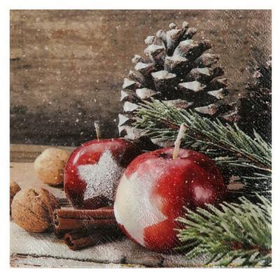 Serviette de table de Noël (x20) REF/5923