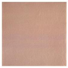 Serviette de table Airlaid rose gold (x25) REF/6808