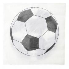Serviette de table Foot (x20) REF/3880