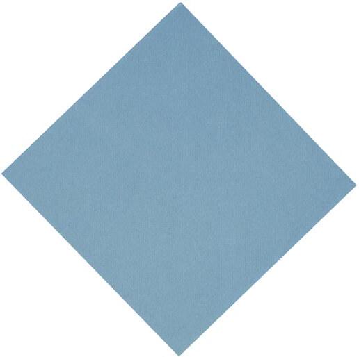 Serviette de table bleu pastel