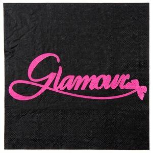 Serviette de table glamour (x20) REF4266