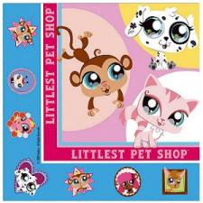 Serviette de table Little Petshop (x16)