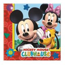 Serviette de table Mickey (x20) REF/LMIC81510
