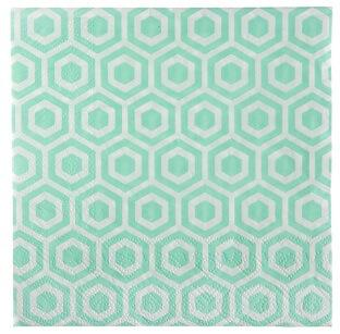Serviette de table Mint (x20) REF/5163
