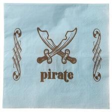 Serviette de table pirate (x20) REF/3949