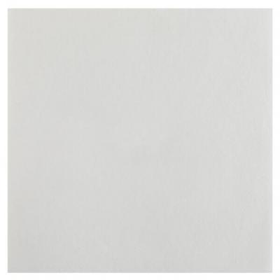Serviette de table Airlaid blanche (x25) REF/6808