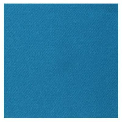 Serviette de table Airlaid bleu Aqua (x25) REF/6808