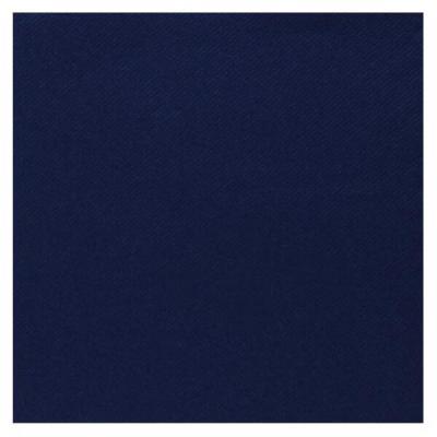 Serviette de table Airlaid bleu royal (x25) REF/6808