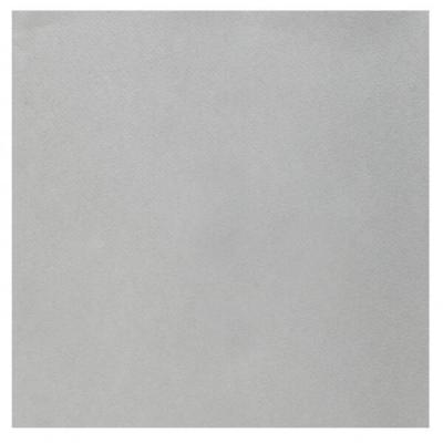 Serviette de table Airlaid gris perle (x25) REF/6808