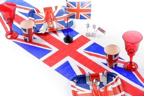 Set de table angleterre 11