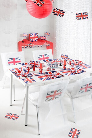 Set de table angleterre 2