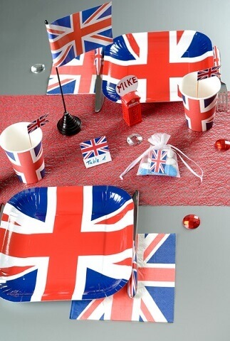 Set de table angleterre 5