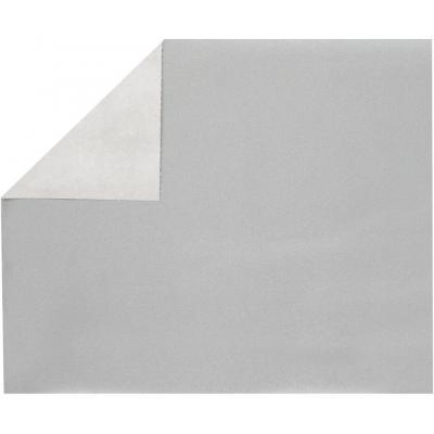 Set de table élégant tissu jetable Airlaid argent (x16) REF/6809