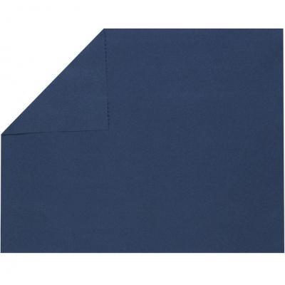 Set de table élégant tissu jetable Airlaid bleu royal (x16) REF/6809