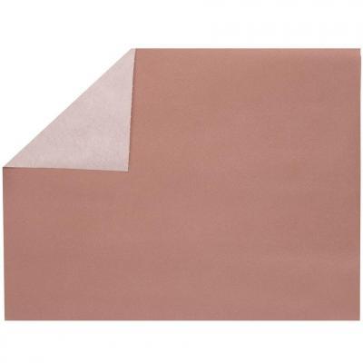 Set de table élégant tissu jetable Airlaid rose gold (x16) REF/6809