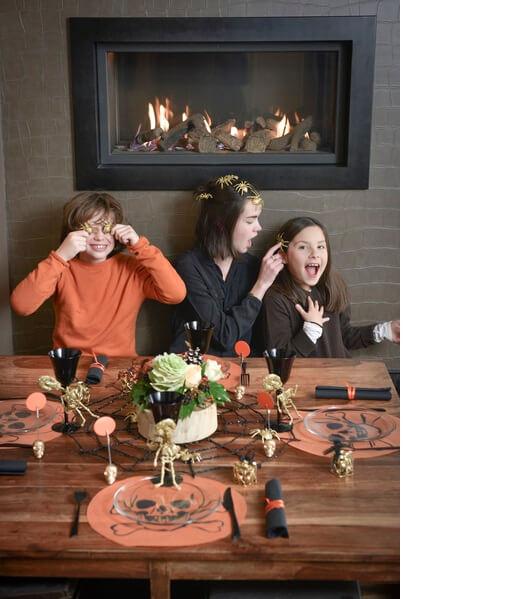 Set de table halloween