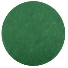 Set de table rond vert sapin (x50) REF/2812