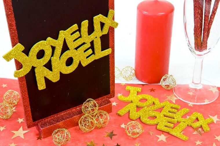 Stickers joyeux noel