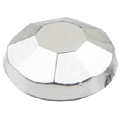 Strass diamant autocollant: Argent (x160) REF/3885