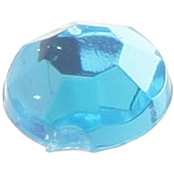 Strass diamant autocollante bleu turquoise