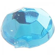 Strass diamant autocollant: Bleu turquoise (x160) REF/3885