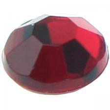 Strass diamant autocollant: Bordeaux (x160) REF/3885